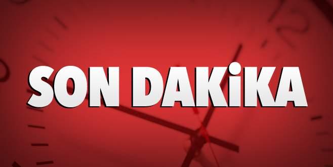 AK Parti İl Merkezi bahçesinde patlama!