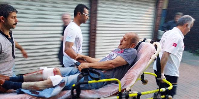 Bursa'da kanlı hesaplaşma