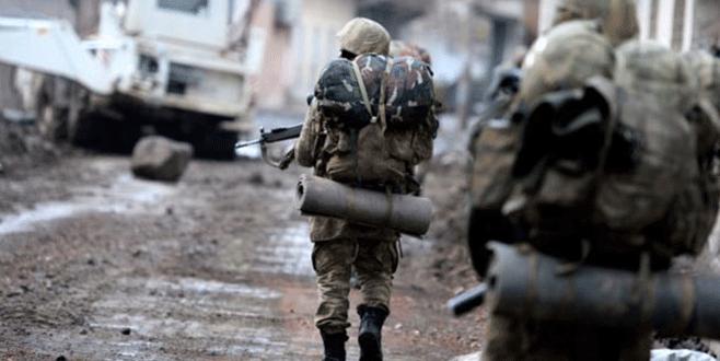 Kırsala kaçmaya çalışan 6 PKK'lı öldürüldü