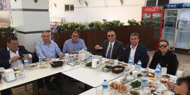 Hamza Hoca Konya'da