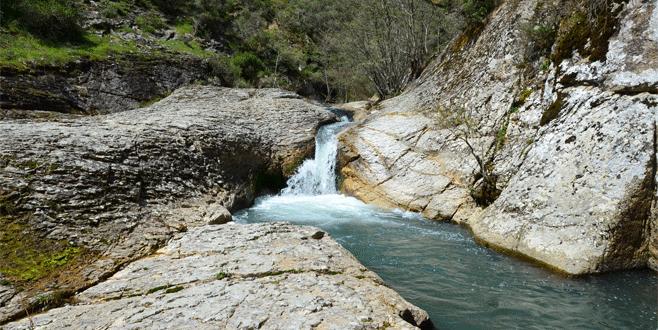 Bursa'nın doğal güzelliği göz kamaştırıyor