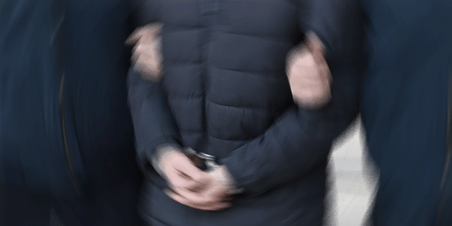 Bursa'da terör operasyonunda 3 kişi tutuklandı