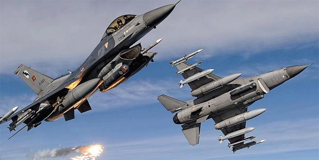 2 ilde PKK'ya hava harekatı!