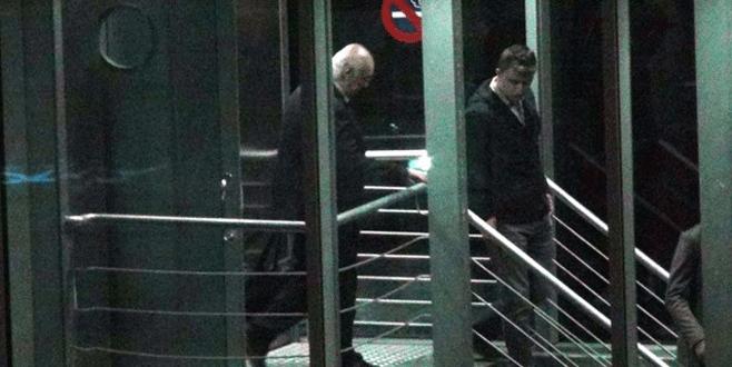 İngiltere tarafından iade edilen iş adamı Asil Nadir Türkiye'de