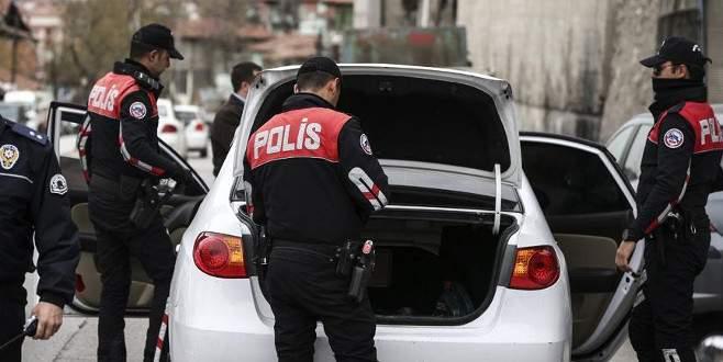 Çalıntı otomobil operasyonu: 15 gözaltı