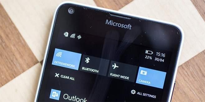 Microsoft'un Lumia'sı yenildi!