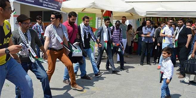 Arap öğrenciler misafirperverliğe hayran kaldı