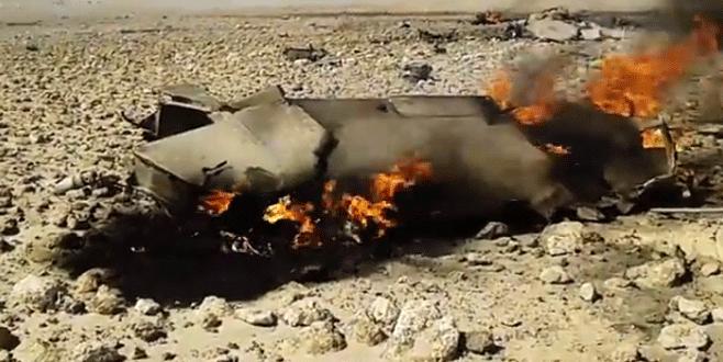 IŞİD: Pilot elimizde