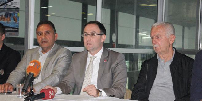 Dünya sınavı Bursa'da yapılacak
