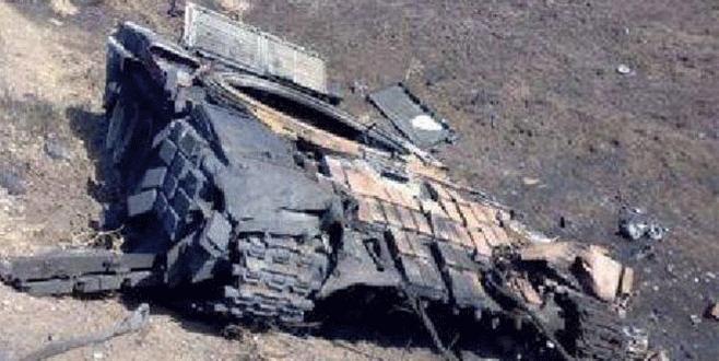 Azerbaycan, Ermenistan tankını imha etti