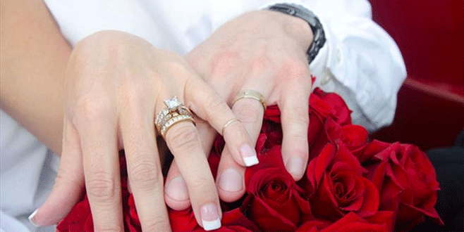 Evlenmenin maliyeti 20 bin liradan başlıyor