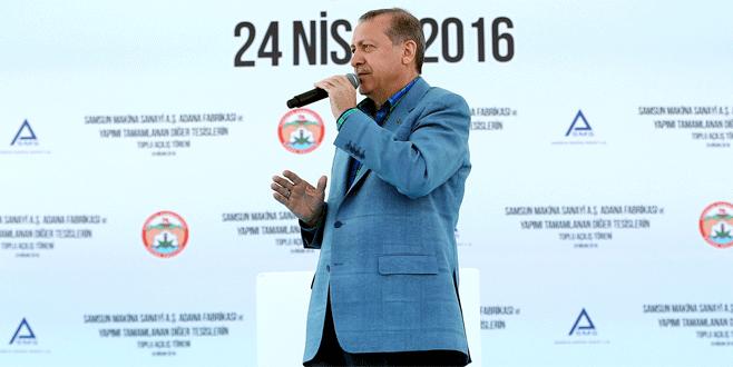Erdoğan: 'Ne Dolmabahçe mutabakatı?'