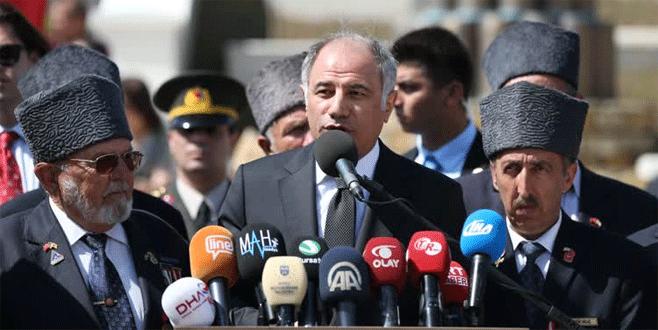 'Bursa Osmanlı'nın DNA'sıdır'