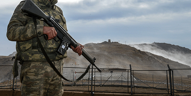Nusaybin'de 2 asker şehit