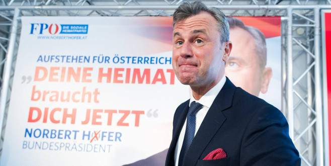Avusturya'da seçimde aşırı sağın zaferi