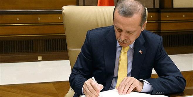 Erdoğan'dan binlerce kişiyi ilgilendiren kanuna onay!