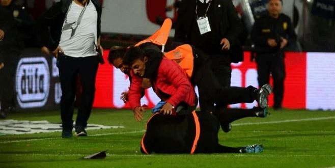 'Trabzon'un kara gecesi'