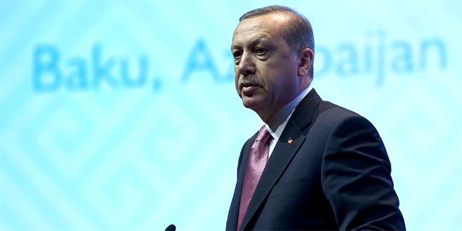 Erdoğan: Suriye'de bir terörist iş başında
