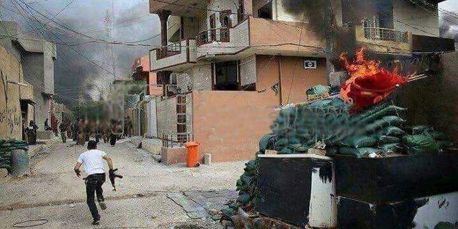 Türkmen – Kürt çatışması devam ediyor
