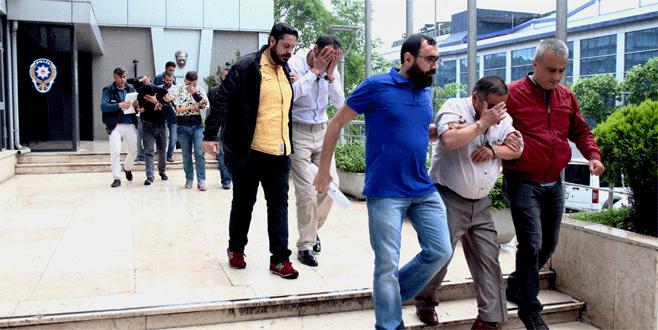 Bursa'da çete operasyonu: Çökertildi!