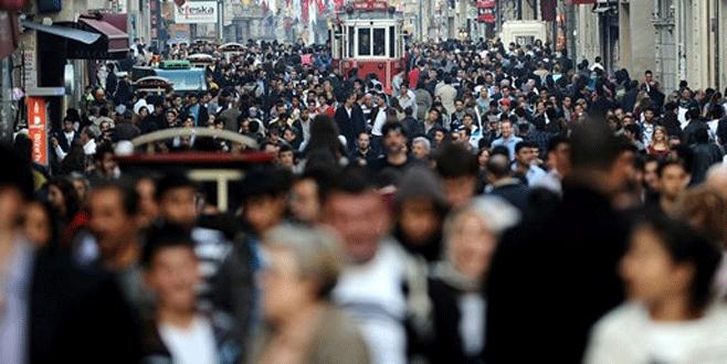 10 kişiden biri İstanbul doğumlu