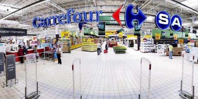 Sabancı Carrefour'da hisse sattı