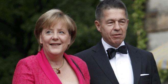 Merkel'in eşi Bursa'ya geliyor