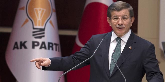 Davutoğlu'ndan 'laiklik' açıklaması