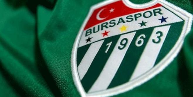 Bursaspor'dan kınama mesajı!
