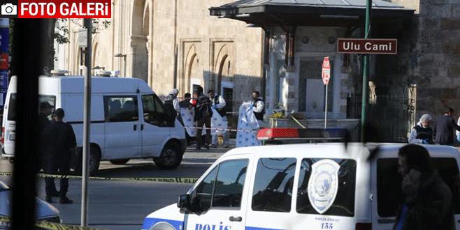Bursa'daki terör saldırısı sonrası görüntüler