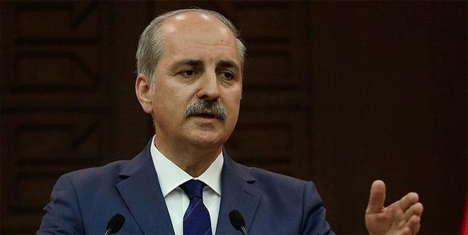 Numan Kurtulmuş'tan Bursa'daki terör saldırısı ile ilgili açıklama