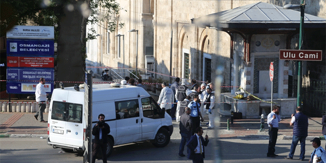 Bursa'daki saldırıda 'canlı bomba' Şanlıurfa'dan gelmiş