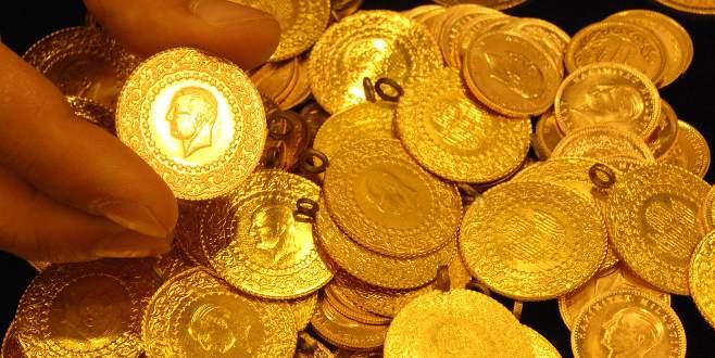 Altın fiyatları 1 haftanın en yükseğinde