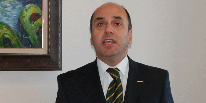 AK Parti Mudanya'da yeni Başkan Ünal