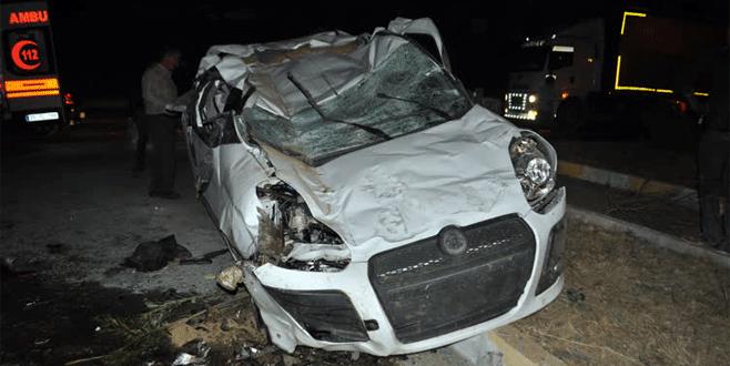 Korkunç kaza: 1 ölü, 26 yaralı