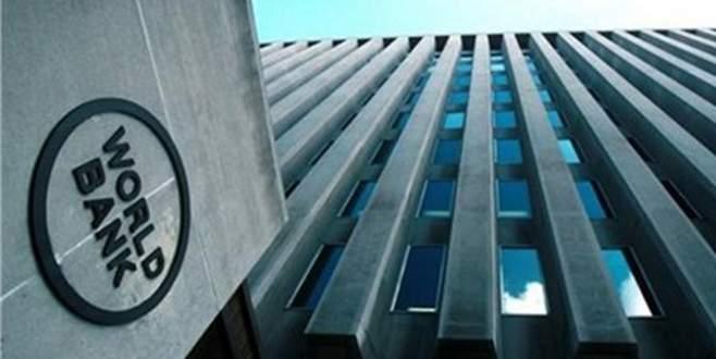 Dünya Bankası: Türkiye yüzde 3,5 büyür