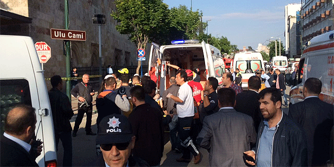 Bursa'daki patlamada yaralanan 4 kişi taburcu edildi