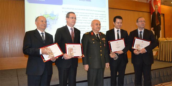 Ermaksan'a Girişimcilik Ödülü