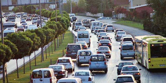 Bursa trafiğine 1 Mayıs ayarı