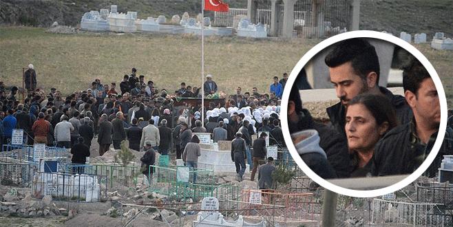 HDP Milletvekili terörist cenazesinde