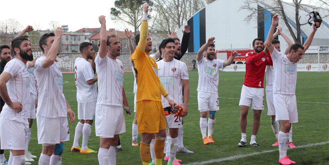 İnegölspor'un play-off günü!