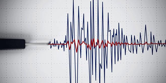 4.2 büyüklüğünde deprem!
