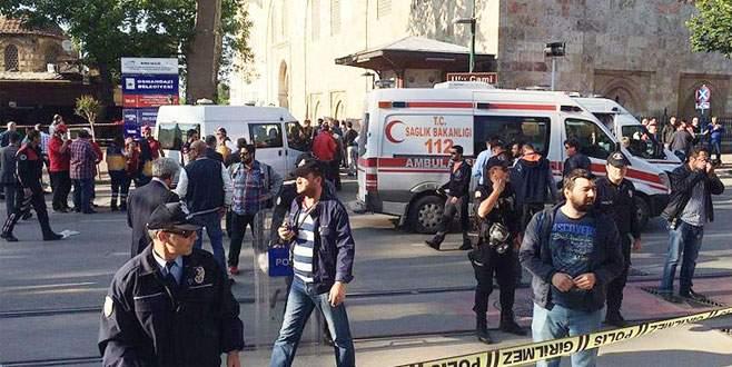 Bursa'daki terör saldırısıyla ilgili yeni gelişme