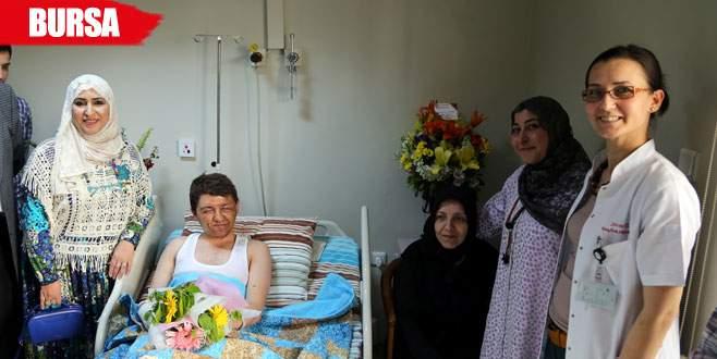 Arap turistlerden terör saldırısında yaralananlara 'vefa'