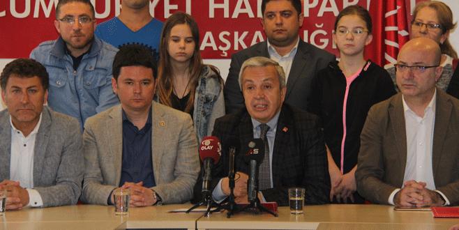 CHP'liler Kahraman'ı istifaya çağırdı