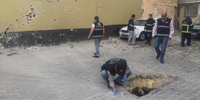 Kilis'e 2 roket mermisi atıldı: 4 yaralı