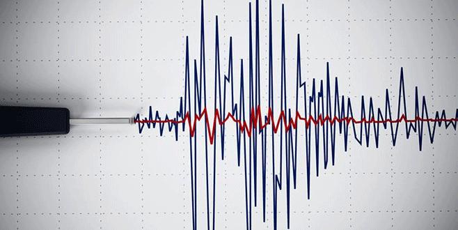 Bolu'da korkutan deprem