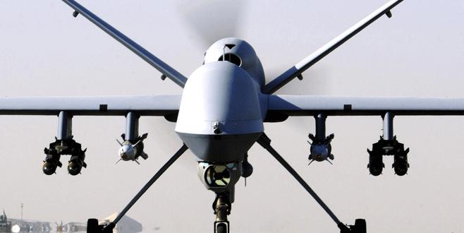 IŞİD'in bomba üretim merkezi vuruldu