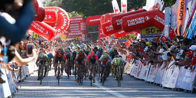 Bisiklet Turu'nda şampiyon Jose Gonçalves