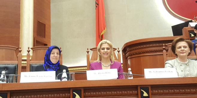 'Kadına yönelik şiddet son bulacak'